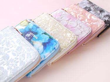 大人に似合うフェミニンな花柄の財布|AETHER(エーテル)